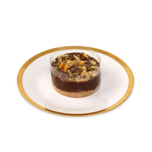 Десерт Gianduja Shortbread cake 90г Traiteur de Paris Франция