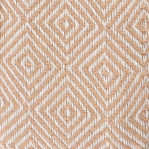 Плед Homelines textiles diamond 180x200cm light brown