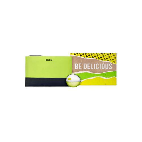 Парфюмерная вода + Косметичка Green Donna Karan Be Delicious 30 мл