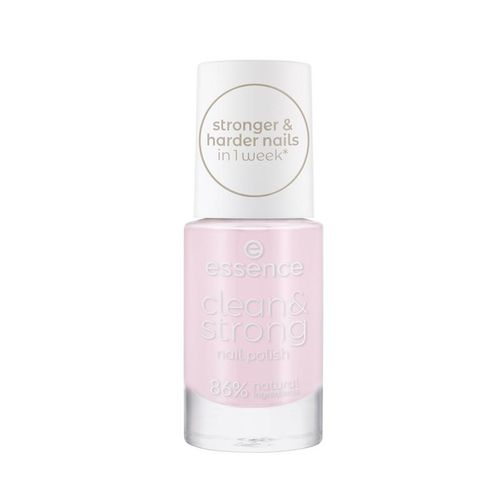 Лак для ногтей Essence Clean&Strong т.01 Pink clouds