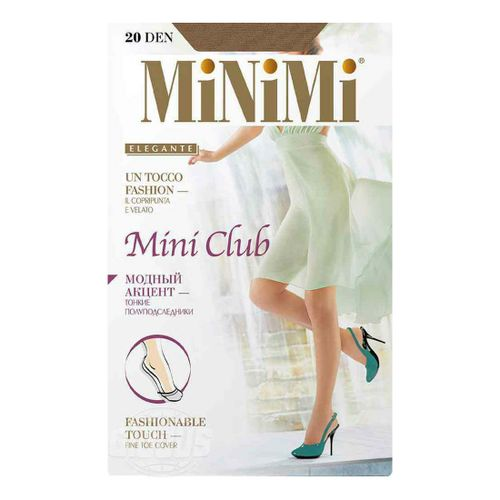 Подследники Minimi Club caramello р unico