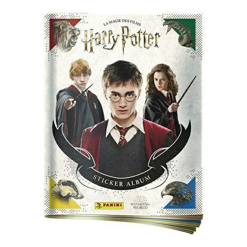 Альбом для наклеек Panini Harry Potter 2021