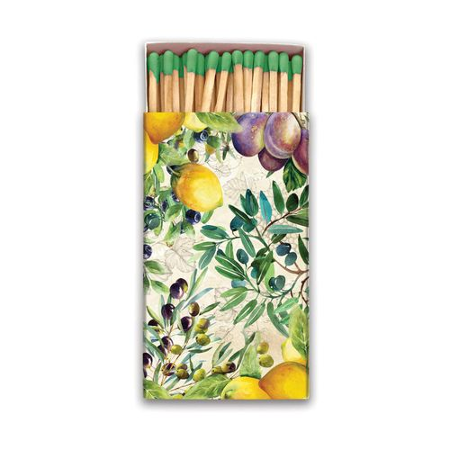 Michel Design Works Tuscan Grove Matchboxes