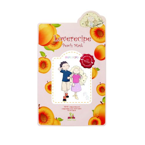 Sally's Box Loverecipe Peach Mask