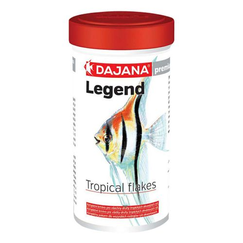 Корм Dajana Legend Tropical Flakes для рыб хлопья 50 г