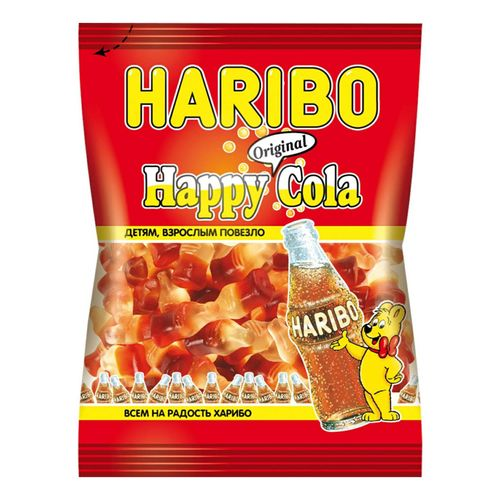 Мармелад Haribo Happy Cola 140 г